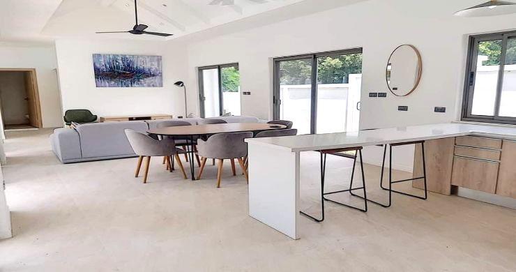 Modern 3 Bedroom Pool Villas Close to Lamai Beach-3