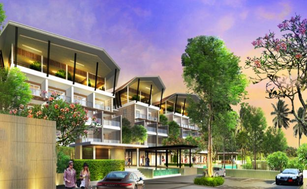 Foreign Freehold Luxury Sea View Condos in Bophut