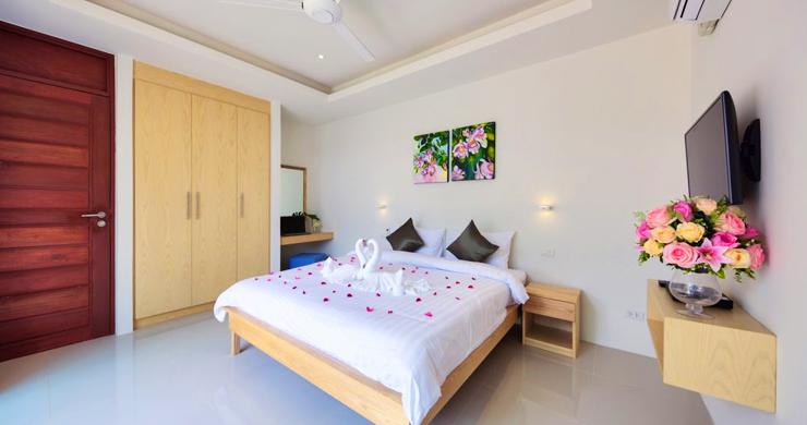 Beautiful 2 Bedroom Beachside Pool Villa in Lipa Noi-10