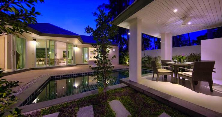 Beautiful 2 Bedroom Beachside Pool Villa in Lipa Noi-15