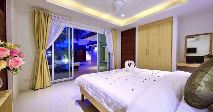 Beautiful 2 Bedroom Beachside Pool Villa in Lipa Noi-12