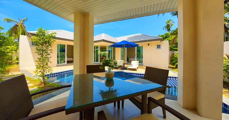 Beautiful 2 Bedroom Beachside Pool Villa in Lipa Noi-5