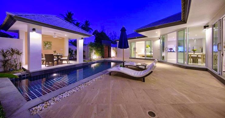 Beautiful 2 Bedroom Beachside Pool Villa in Lipa Noi-14