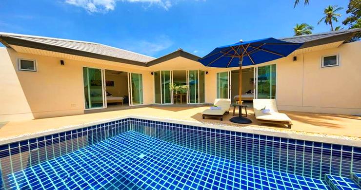 Beautiful 2 Bedroom Beachside Pool Villa in Lipa Noi-11