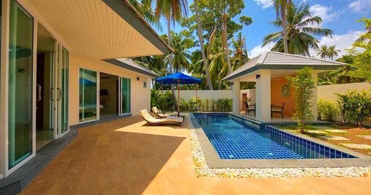 Beautiful 2 Bedroom Beachside Pool Villa in Lipa Noi-7
