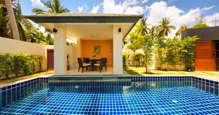 Beautiful 2 Bedroom Beachside Pool Villa in Lipa Noi-8