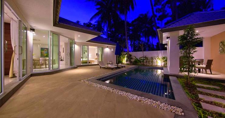 Beautiful 2 Bedroom Beachside Pool Villa in Lipa Noi-17