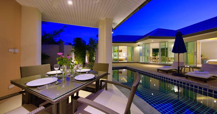Beautiful 2 Bedroom Beachside Pool Villa in Lipa Noi-13