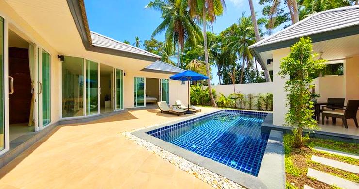Beautiful 2 Bedroom Beachside Pool Villa in Lipa Noi-9