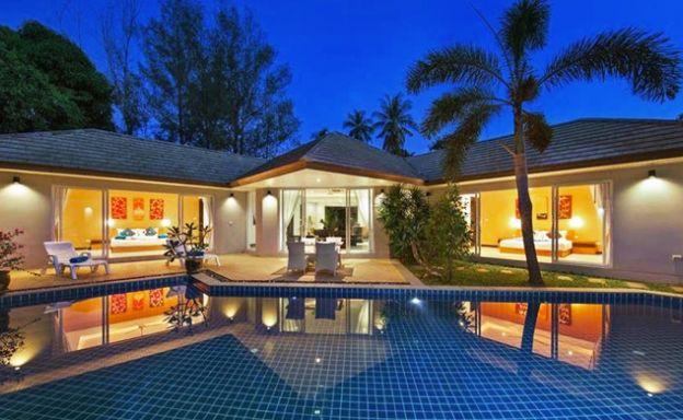 Beautiful 2 Bedroom Beachside Pool Villa in Lipa Noi