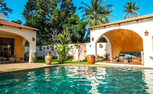 3 Bedroom Moroccan Style Pool Villa In Maenam