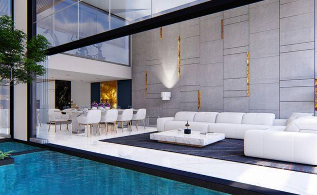 4 Bedroom Luxury Sea View Condominiums in Bangrak