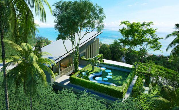 Spectacular 3 Bedroom Sea View Villas in Ban Makham