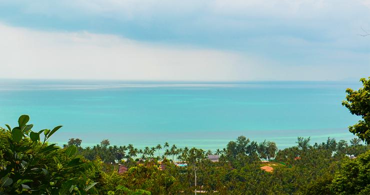 180 Degree Sea View Land for Sale in Laem Yai-1